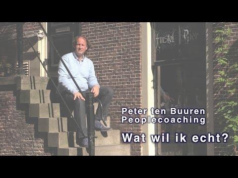 Peter ten Buuren PeopleCoaching Weet jij wat je wilt