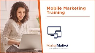 Mobile Marketing Foundations