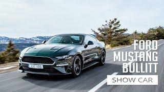Ford Mustang Bullitt - Show Car
