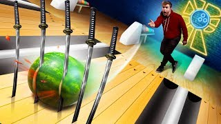 Bowling Into SWORDS Challenge!