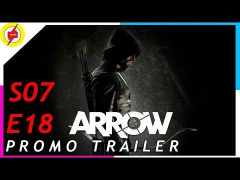 CW ARROW S07E18 | Promo Trailer | Lost Canary | The CW Series
