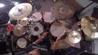 Chantae Cann - Da Da 'n Da (drum cover by Damone Jackson)