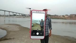 Selfie fan for mobiles