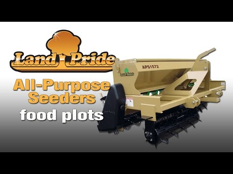 2018 Land Pride APS1560 in Beaver Dam, Wisconsin - Video 1