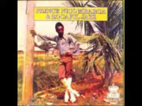 MUSIC LINE   (CIMA CIMA)    PRINCE NICO MBARGA   ROCAFIL  JAZZ