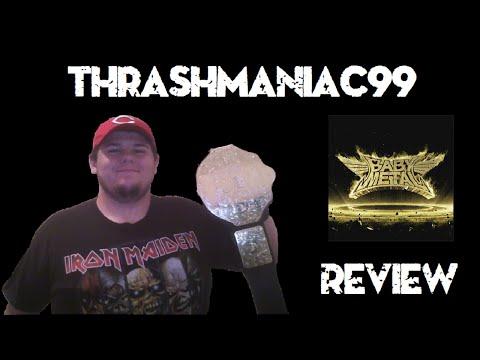 Babymetal – METAL RESISTANCE Album Review | THRASH REVIEWS