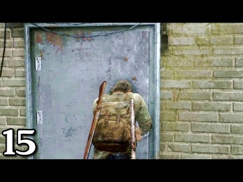 The Last of Us Gameplay #15 - Einweg Messer | DEBITOR