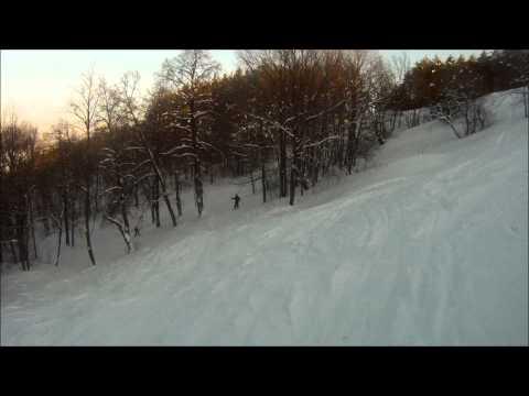 Видео: Видео горнолыжного курорта Печищи в Татарстан