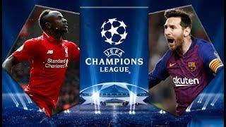Liverpool Vs Barcelona 4-0 Semifinal UEFA Champions League 2019 - PES