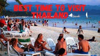 Best time to visit Thailand, When to visit Thailand Urdu/Hindi