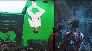 vfx and cgi breakdown of avengers infinity war - मुफ्त