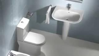 Умывальник Roca Nexo 40.5 A327645000 настенный видео