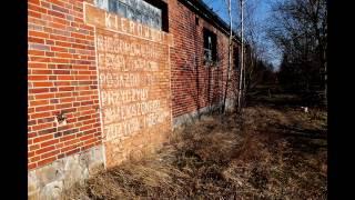 preview picture of video 'Opuszczone koszary jednostki wojskowej w Kędzierzynie-Koźlu'