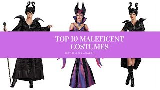 ✔️ TOP 10 BEST MALEFICENT COSTUMES 🛒 Amazon 2019