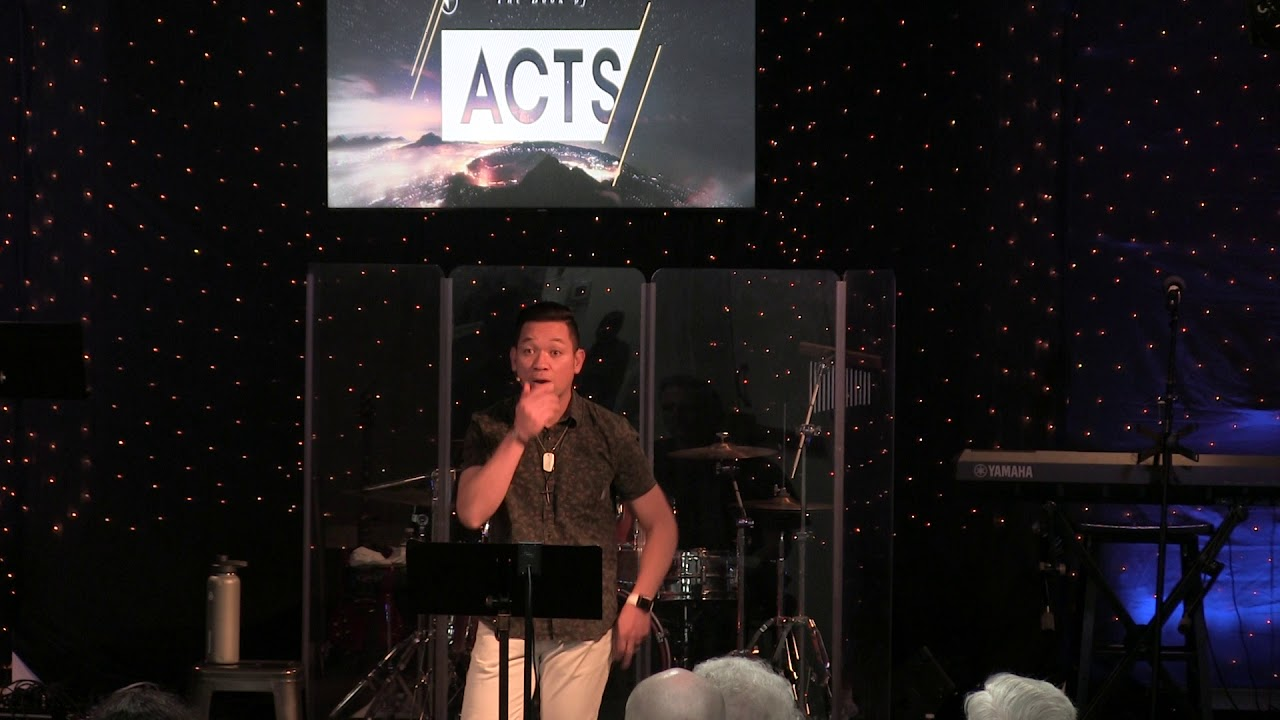 It's Not What You Think--Acts: The Journey Continues