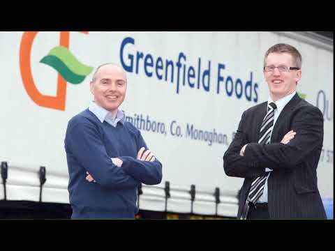 Our Senior Football Championship Sponsor - Greenfield Foods