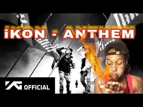 iKON - ANTHEM M/V Reaction