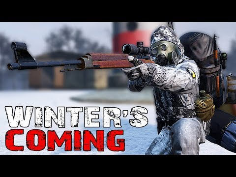 WINTER'S COMING! - DayZ Standalone EP50