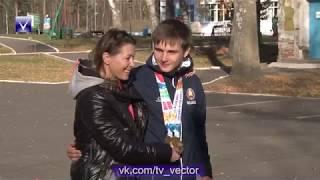 Артем Колосов с двумя золотыми медалями вернулся в УОР!