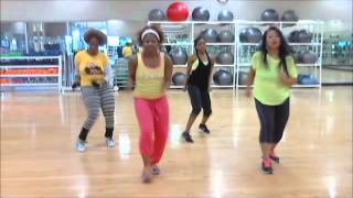 Po' Encima Dance by Daddy Yankee - MelRose Dance Fitness (For Zumba)