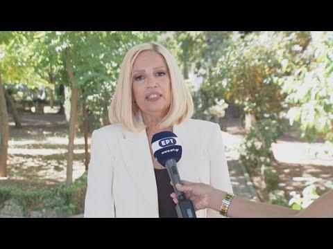 Δήλωση της Φώφης Γεννηματά,  για τον εορτασμό της 200ής επετείου της Άλωσης της Τριπολιτσάς
