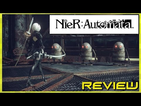 """NieR: Automata Review """"Buy, Wait for Sale, Rent, Never Touch?"""" - YouTube video thumbnail"""