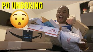 HUGE PO BOX UNBOXING AND ONLYFANS