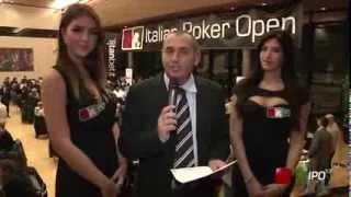 Italian Poker Open 13, Parte Il Day 1a, Ecco I Primi Numeri