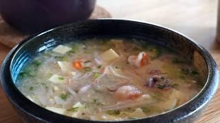 【桂冠年菜料理】富貴多福海鮮羹