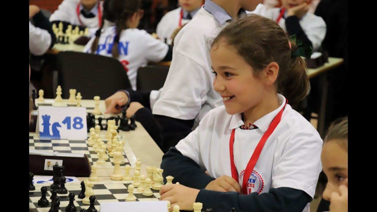 II edición de Open Chess, torneo de ajedrez para escolares