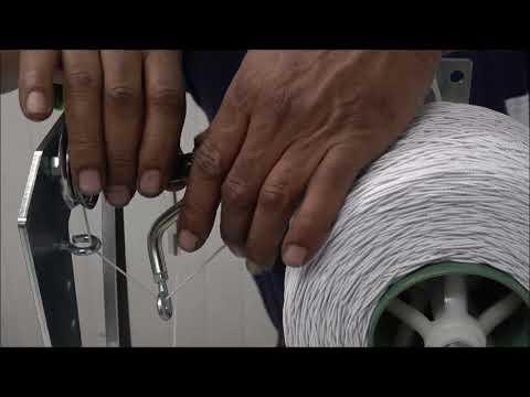 AXRO FQC2: Setting elastic tension