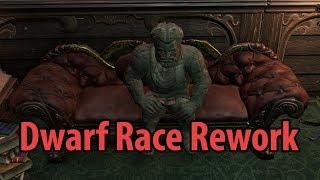 Dwarf Race Rework