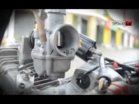 Video Otomotifnet - Yamaha Mio Soul 200cc Spesialis Drag