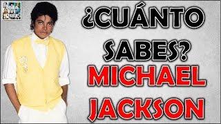"""¿Cuánto Sabes De """"MICHAEL JACKSON""""? (PARTE 2) Test/Trivial/Quiz"""