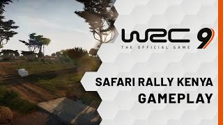 Gameplay Safari Rally