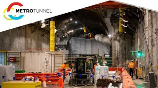 Metro Tunnel Q&A with tunnelling expert Paul Thomas