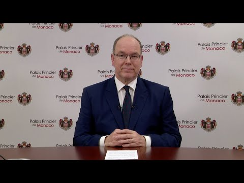 HSH Prince Albert II of Monaco's keynote address at the World Ocean Summit - March 3rd, 2021