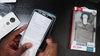 Moto E5 Plus or Moto E5 Supra | Zizo Wireless Flux & Bolt Series Cases