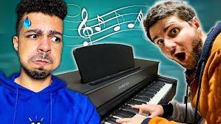 APPRENDRE LE PIANO EN 1H (C'est dur) ft. Mastu