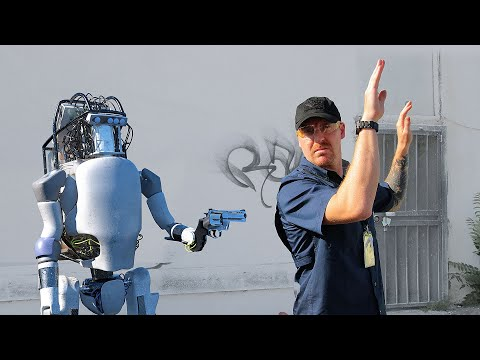 Boston Dynamics: New Robots Now Fight Back