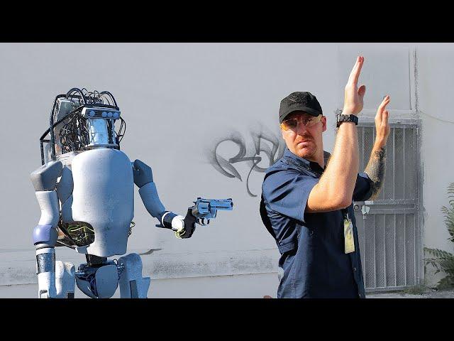 Робот Boston Dynamics наконец-то дал отпор людям