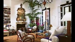 British Colonial Island Coastal Living Decor Ideas