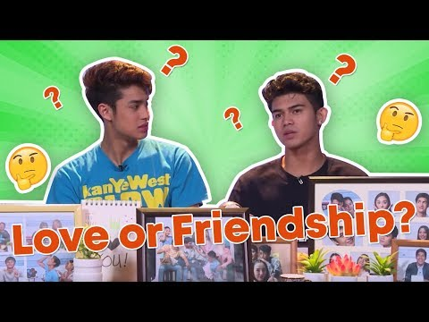 DONNY PANGILINAN And INIGO PASCUAL On Dating The Ex Of One's Friend | Feels Chair