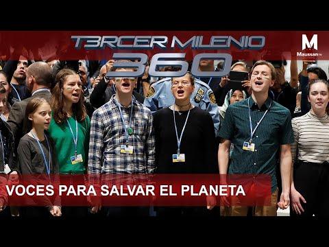 Tercer Milenio 360 | Voces para salvar al planeta | 6 de Diciembre