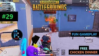 "[Hindi] PUBG MOBILE | ""18 KILLS"" FUN GAMEPLAY FREE CHICKEN DINNER"