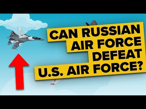 Is Russian Air Force Better Than United States Air Force?