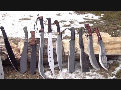 Machetes 1: Intro to Machetes, Uses and Benefits
