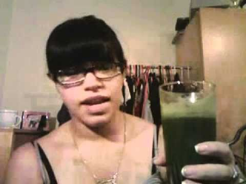 Video Juice recipes: kale broccoli tomato celery juice