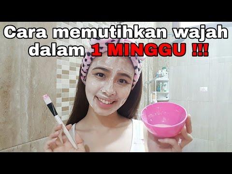 Video Cara memutihkan wajah dalam 1 MINGGU !!! | Savira Millenita