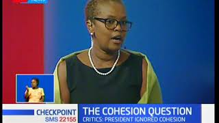 Marilyn Kamuru: Essential what we have is a total disregard of a court order and a violation of law